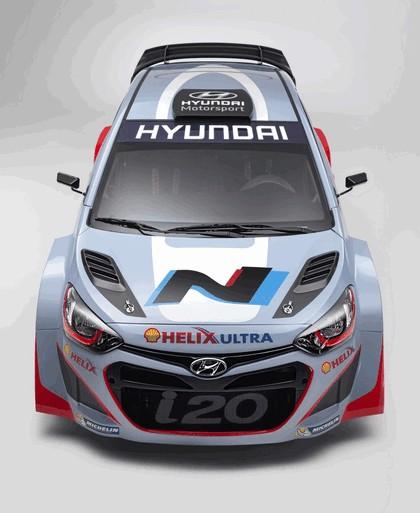 2014 Hyundai i20 WRC 7