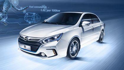 2014 Byd Qin Hybrid 9