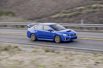 2015 Subaru WRX STI 10