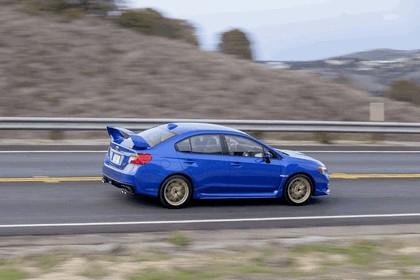 2015 Subaru WRX STI 11