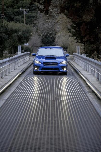 2015 Subaru WRX STI 19