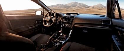 2015 Subaru WRX STI 39
