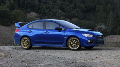 2015 Subaru WRX STI 7