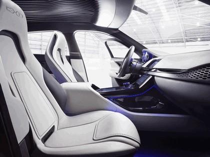 2014 Jaguar C-X17 concept in Italian Racing Red 12