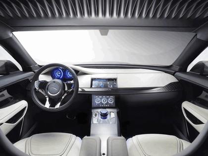 2014 Jaguar C-X17 concept in Italian Racing Red 14