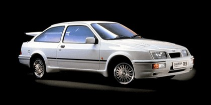 1986 Ford Sierra RS Cosworth 5