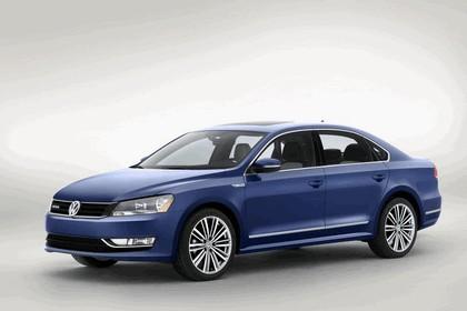 2014 Volkswagen Passat BlueMotion concept - USA version 1