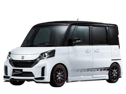2014 Suzuki Spacia Custom S concept 1
