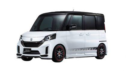 2014 Suzuki Spacia Custom S concept 5