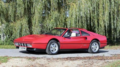 1985 Ferrari 328 GTS - UK version 6