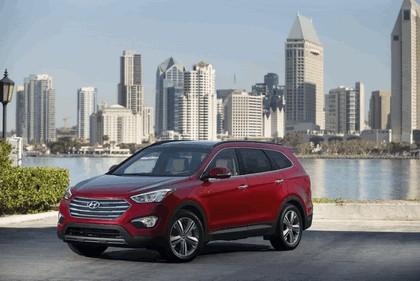 2014 Hyundai Santa Fe LWB - USA version 3