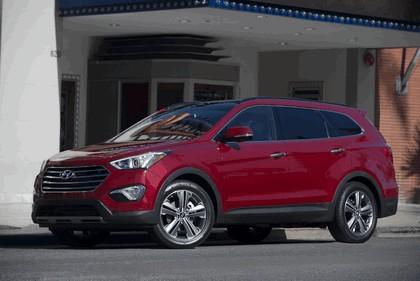 2014 Hyundai Santa Fe LWB - USA version 4