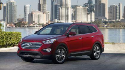 2014 Hyundai Santa Fe LWB - USA version 2