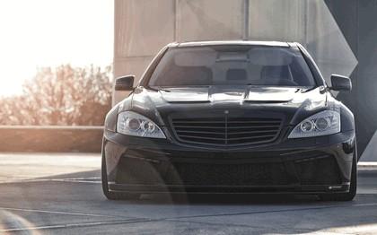 2014 Mercedes-Benz S-klasse ( W221 ) PD Black Edition V2 by Prior Design 4