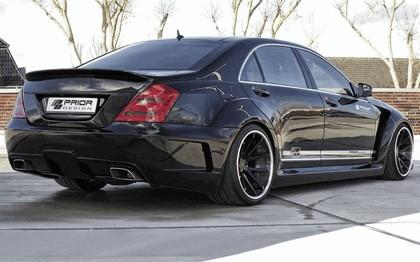 2014 Mercedes-Benz S-klasse ( W221 ) PD Black Edition V2 by Prior Design 6