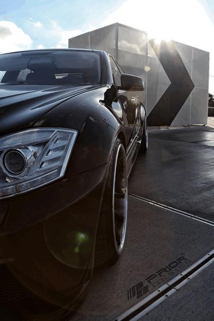 2014 Mercedes-Benz S-klasse ( W221 ) PD Black Edition V2 by Prior Design 8
