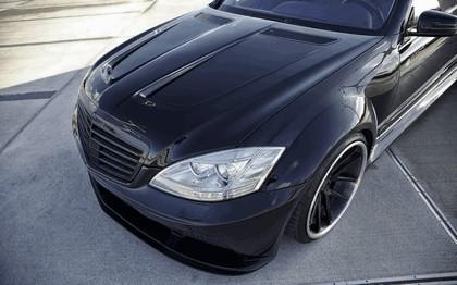 2014 Mercedes-Benz S-klasse ( W221 ) PD Black Edition V2 by Prior Design 9