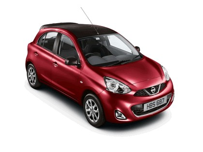 2014 Nissan Micra Limited Edition - UK version 2