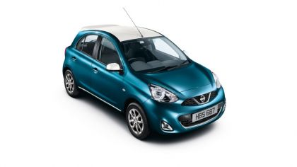 2014 Nissan Micra Limited Edition - UK version 4