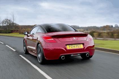 2014 Peugeot RCZ R sports coupé - UK version 11