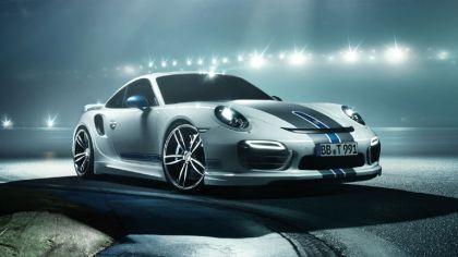 2014 Porsche 911 ( 991 ) Turbo by TechArt 4