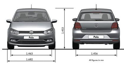 2014 Volkswagen Polo 18
