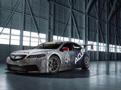 2015 Acura TLX GT race car 1