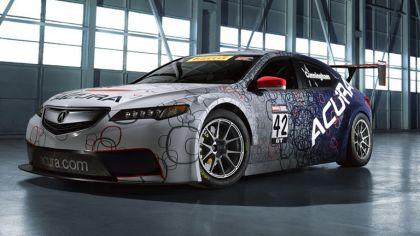 2015 Acura TLX GT race car 5