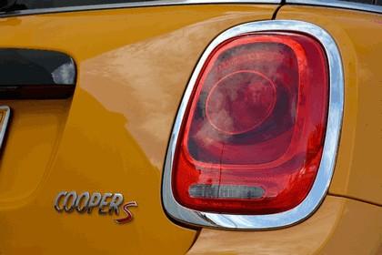 2014 Mini Cooper S ( F56 ) - USA version 91