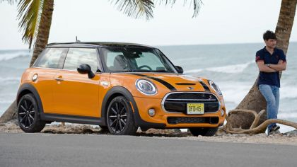 2014 Mini Cooper S ( F56 ) - USA version 8
