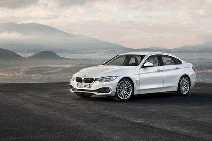 2014 BMW 4er ( F36 ) Gran Coupé Luxury Line 1