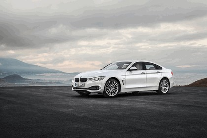 2014 BMW 4er ( F36 ) Gran Coupé Luxury Line 2