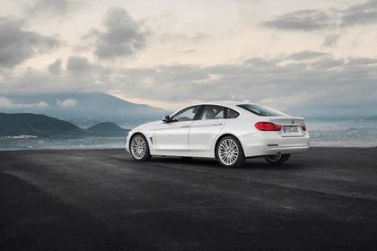 2014 BMW 4er ( F36 ) Gran Coupé Luxury Line 3