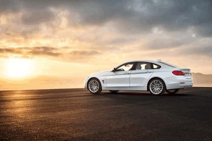 2014 BMW 4er ( F36 ) Gran Coupé Luxury Line 5