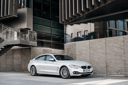2014 BMW 4er ( F36 ) Gran Coupé Luxury Line 7