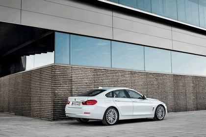 2014 BMW 4er ( F36 ) Gran Coupé Luxury Line 8