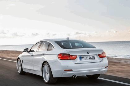 2014 BMW 4er ( F36 ) Gran Coupé Luxury Line 9