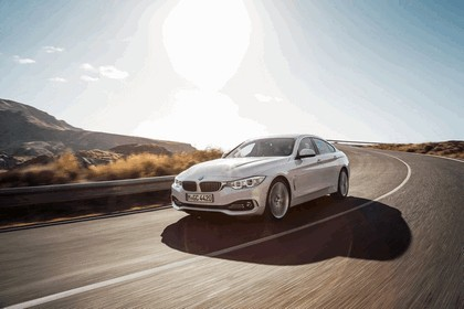 2014 BMW 4er ( F36 ) Gran Coupé Luxury Line 10