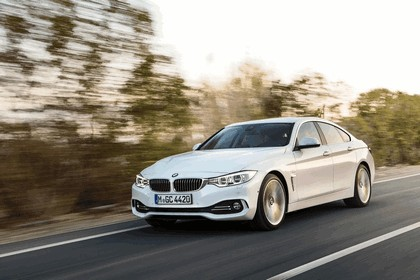 2014 BMW 4er ( F36 ) Gran Coupé Luxury Line 11