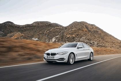 2014 BMW 4er ( F36 ) Gran Coupé Luxury Line 12