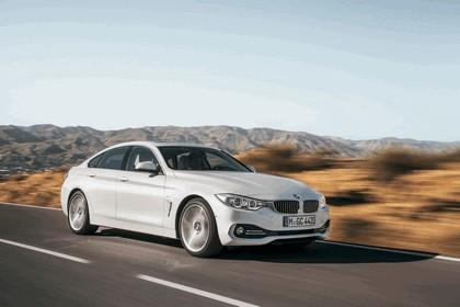 2014 BMW 4er ( F36 ) Gran Coupé Luxury Line 13