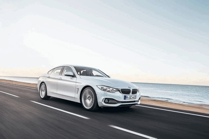 2014 BMW 4er ( F36 ) Gran Coupé Luxury Line 15