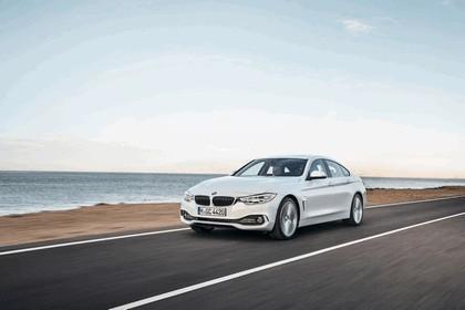2014 BMW 4er ( F36 ) Gran Coupé Luxury Line 16