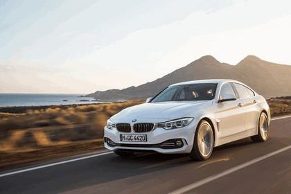 2014 BMW 4er ( F36 ) Gran Coupé Luxury Line 17