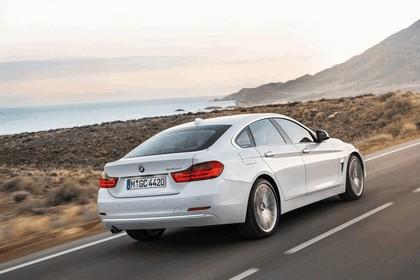 2014 BMW 4er ( F36 ) Gran Coupé Luxury Line 19
