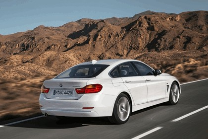 2014 BMW 4er ( F36 ) Gran Coupé Luxury Line 20