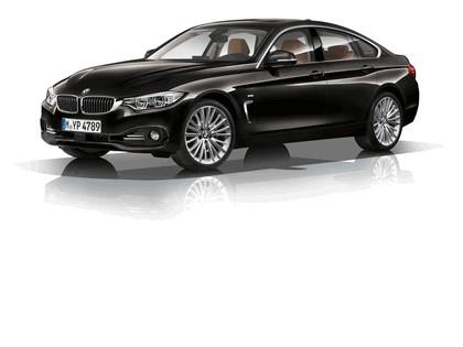 2014 BMW 4er ( F36 ) Gran Coupé Luxury Line 22