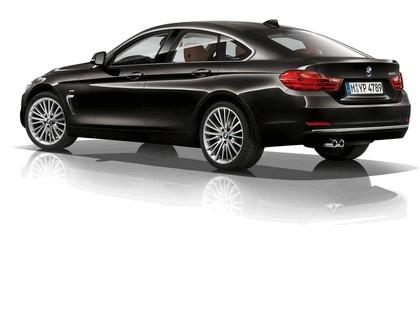 2014 BMW 4er ( F36 ) Gran Coupé Luxury Line 23