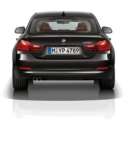 2014 BMW 4er ( F36 ) Gran Coupé Luxury Line 25