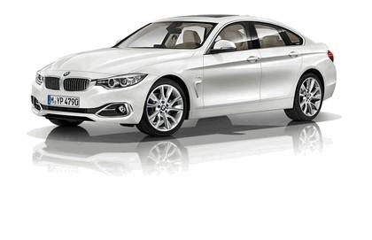 2014 BMW 4er ( F36 ) Gran Coupé Modern Line 1
